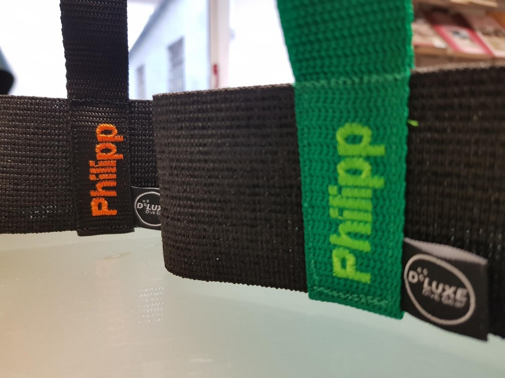 Personalized Straps Gallery