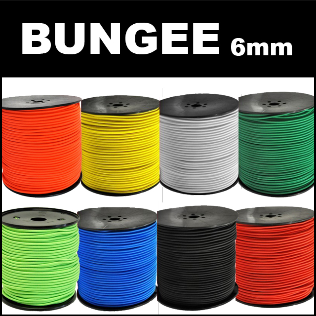 Bungee Cord 6mm